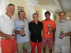 VI puntuable seniors y damas, Torneo Lara Norte