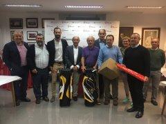 Se celebró la entrega de premios del X Open de Otoño, torneo Bansander