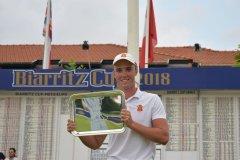 Samuel Espinosa, campeón regional individual Boy Sub 18 y próxima participación en el British Open Amateur
