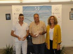 Roberto Maza y Angel Ruiz, vencedores del VI Desafío Seve Ballesteros