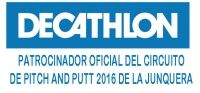 Publicado el Ranking del Circuito pitch and putt 2016 La Junquera, gran premio Decathlon